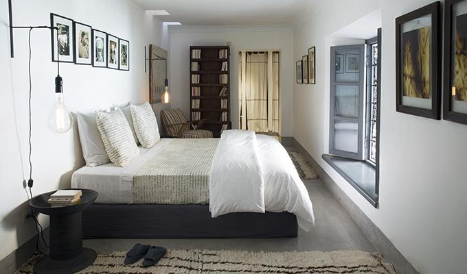 Omani junior suite, couvre lit No-Mad97%India