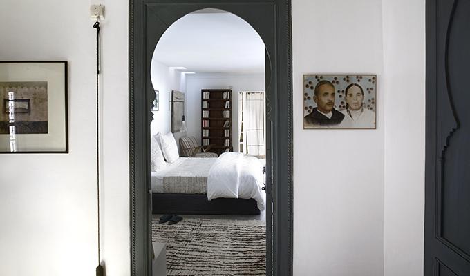 Omani junior suite riad Dar Kawa