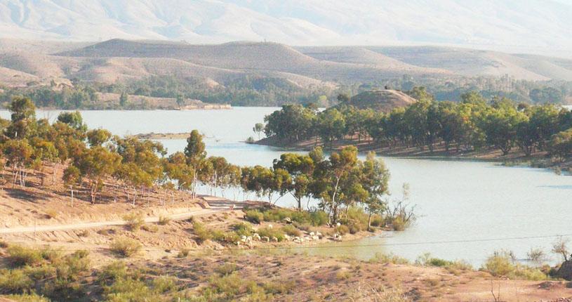 barrage-atlas lalla takerkoust marrakech