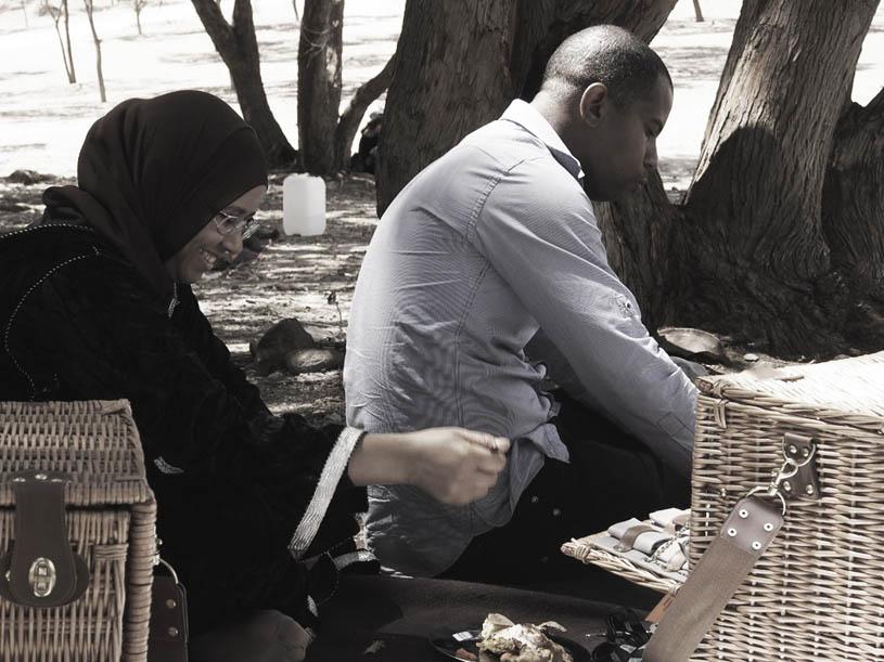 lunch-pique-nique-barrage lalla takerkoust marrakech