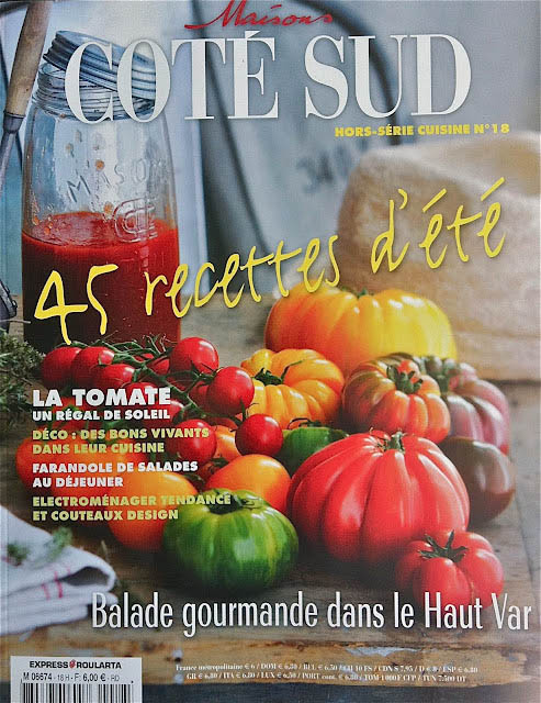 cote-sud-hors-serie-cuisine-n18-2011-cover
