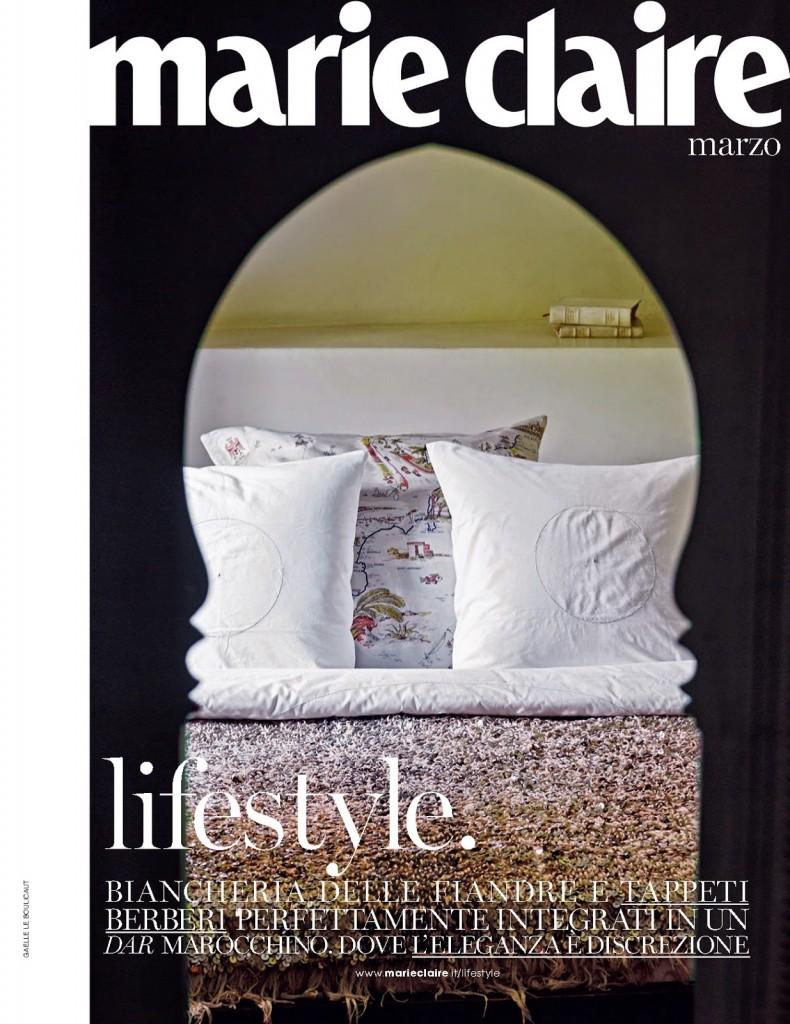 magazine-marie-claire-italie-gaelle-leboulicaut-cover