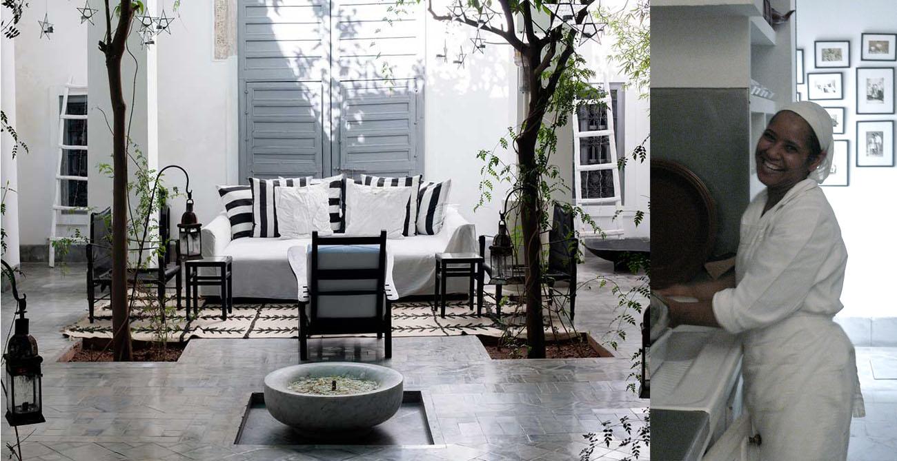 patio-traditionnel-lanternes-medina-dar-kawa-riad-marrakech-jasmine-vanhevel-saida-team