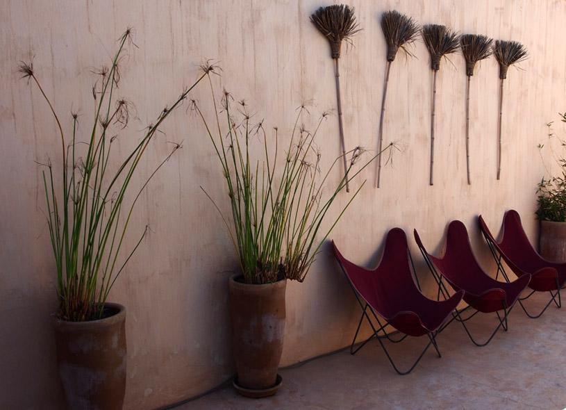 lunch-terrace-january dar kawa riad-location-1