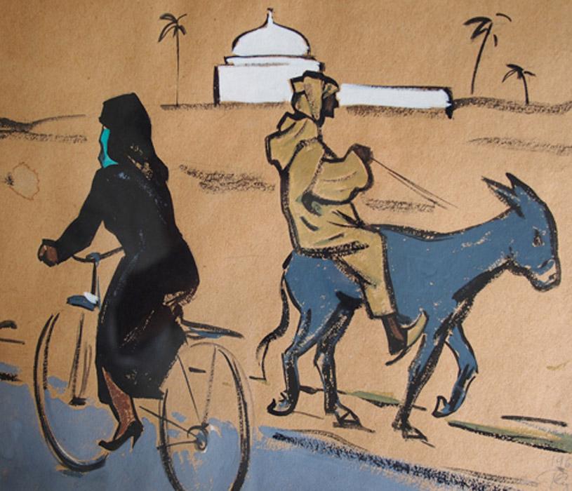 riad-marrakech-dar-kawa-chambre-baboune-sourianinov