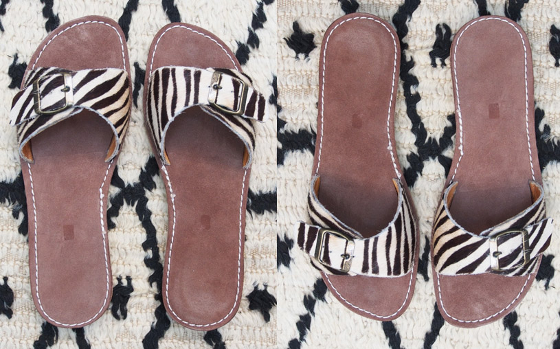sandals zdk-zebre-souk-marrakech-shopping