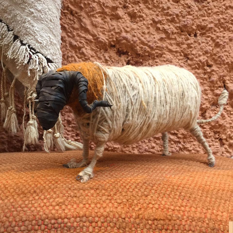 wool creatures poetry