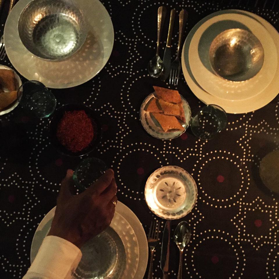 dinner dar kawa photo 2
