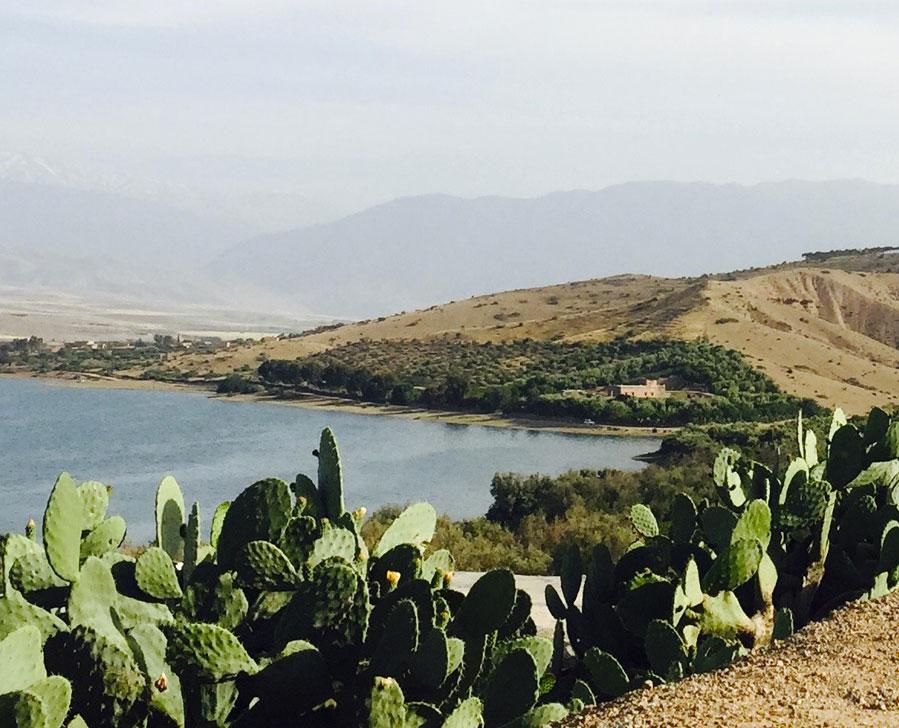 lalla takerkoust lake photo 2