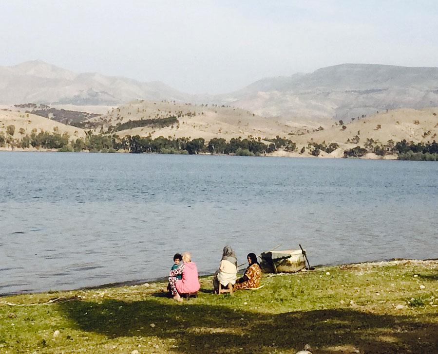 lalla takerkoust lake photo 3