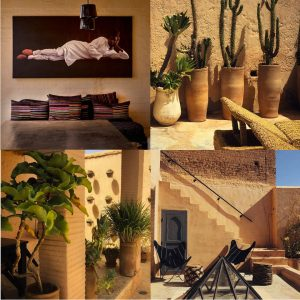 summer mood Dar Kawa riad Marrakech