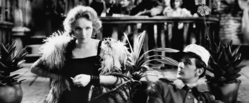 Josef Sternberg Marlene Dietrich Marrakech