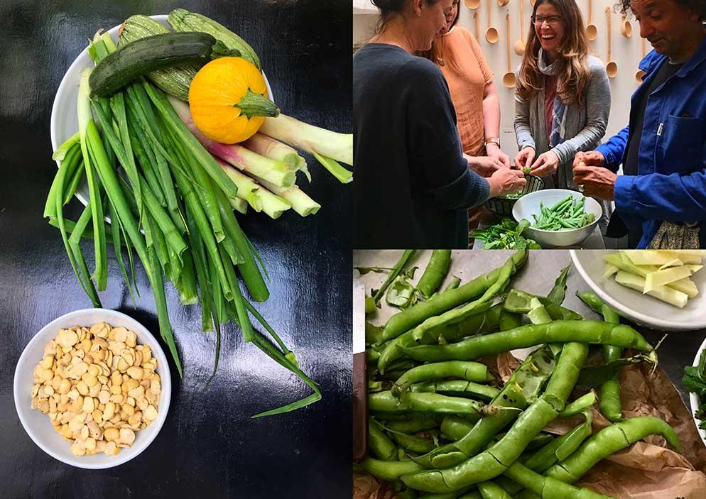 a cooking class for Jennifer Elsner 2