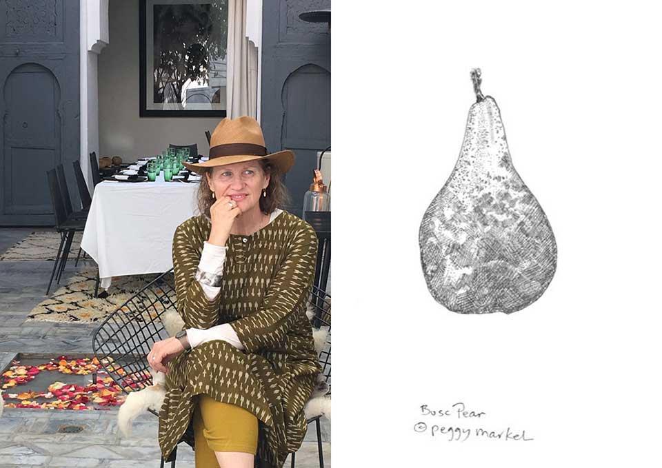 Peggy Markel portrait