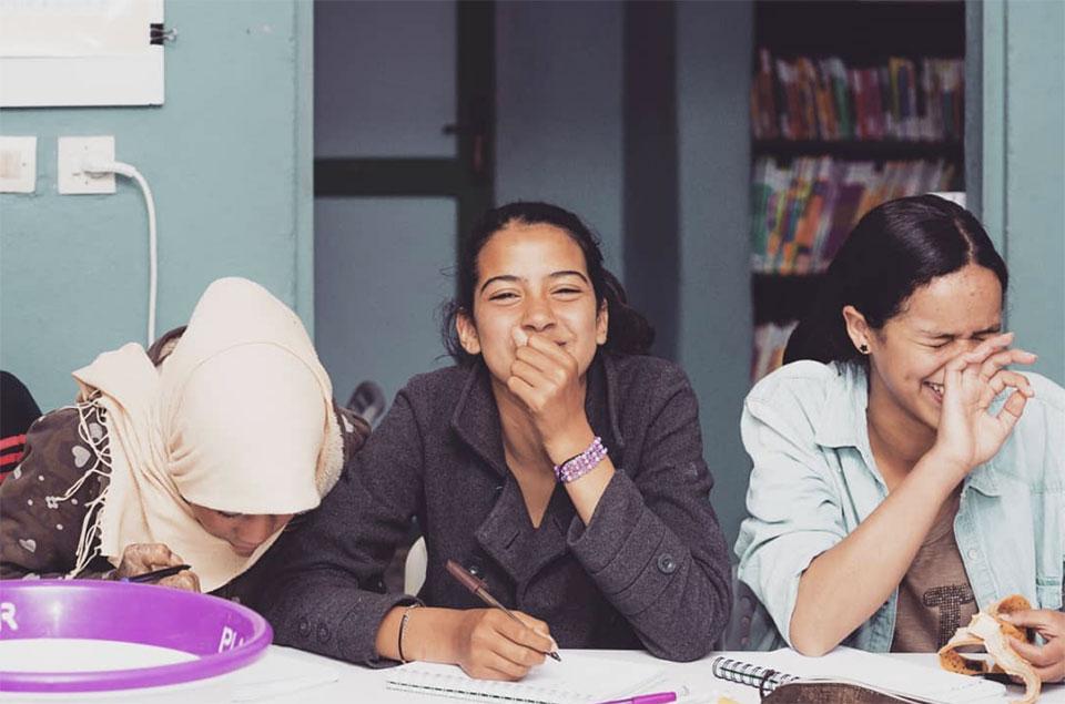 project soar girls