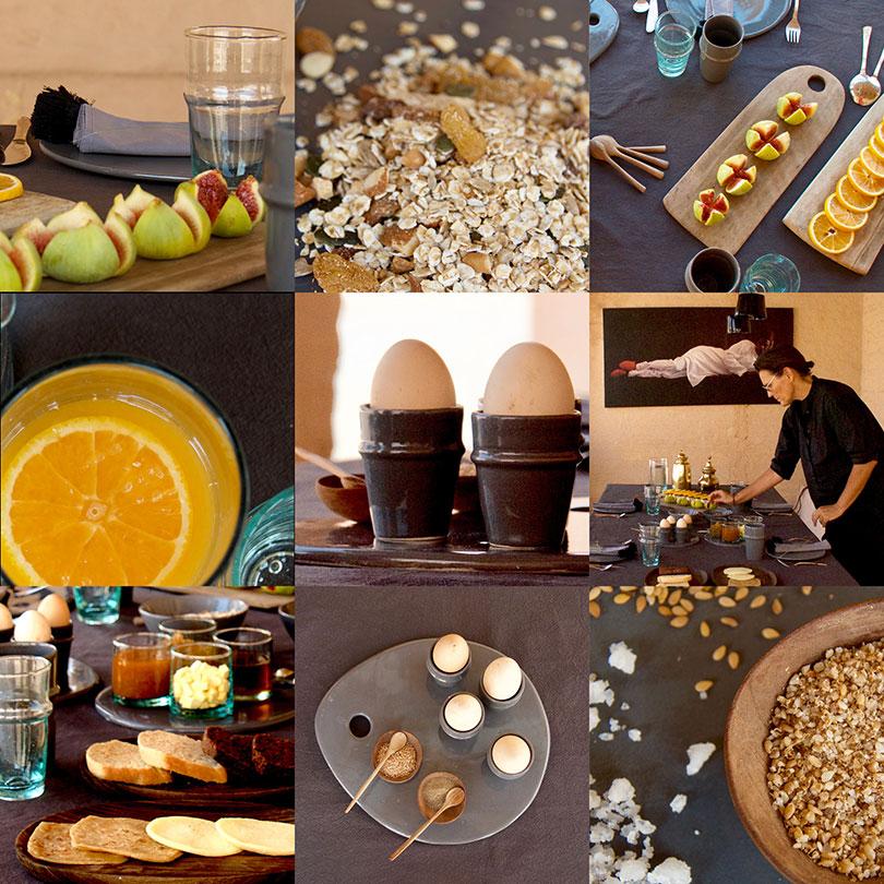 breakfast dar kawa home made