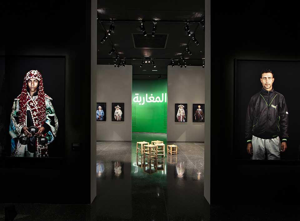 Leila Alaoui exhibition