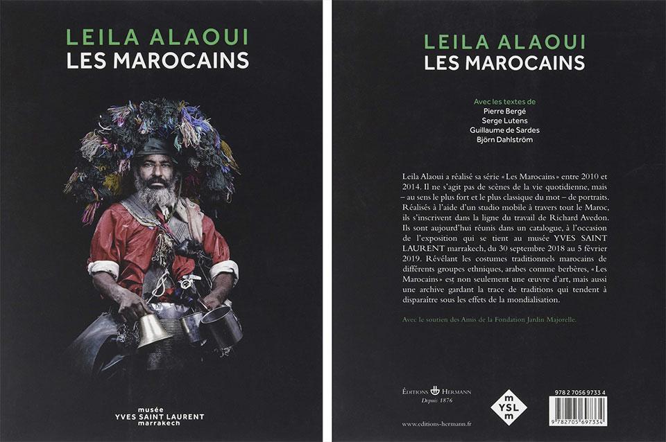 Leila Alaoui book