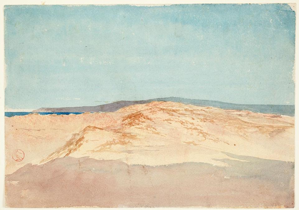 mariano fortuny sand