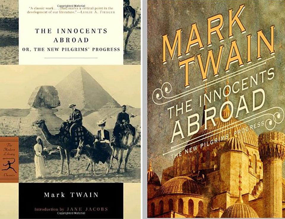 mark twains books