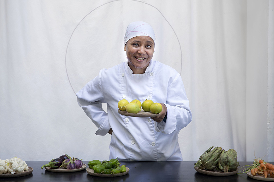 saïda chef cook